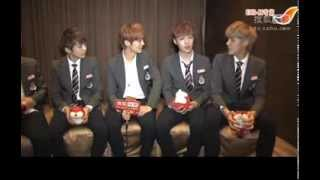 131018 EXO-M Sohu TV Interview