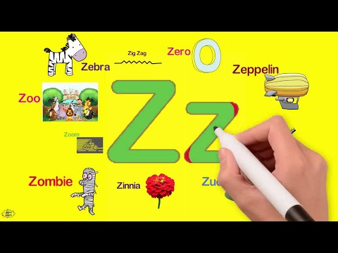Words starting with Z