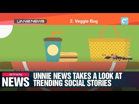 Unnie News takes a look at trending social stories