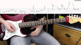 "Video How To Play Pink Floyd ""Another Brick In The Wall"" Guitar Solo download MP3, 3GP, MP4, WEBM, AVI, FLV November 2018"