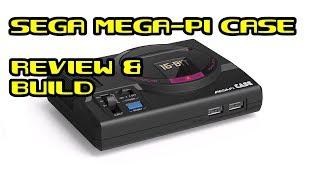 MEGA-Pi case by Retroflag a mini Sega MegaDrive/Genesis for Pi 3 B & B+
