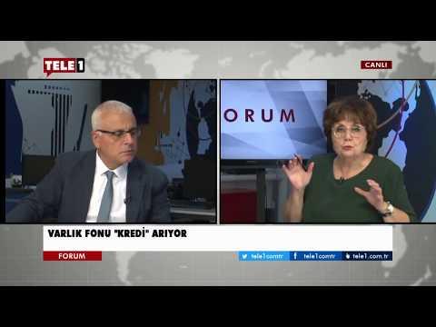 Forum - Ayşenur Arslan (25 Ekim 2017) | Tele1 TV