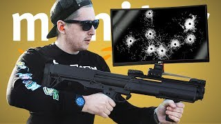 CAN A MONITOR STOP A BULLET?