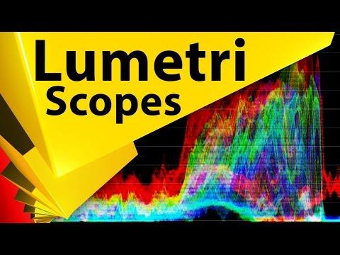 Знакомимся с Lumetri Scopes (Панель областей Lumetri) в After Effects, Premiere Pro Стрим 16.05.2017