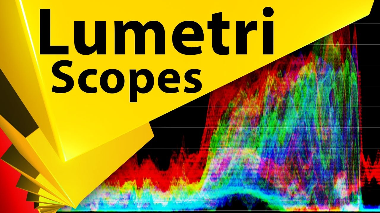 Знакомимся с Lumetri Scopes (Панель областей Lumetri) в After Effects, Premiere Pro Стрим 16.05.2017