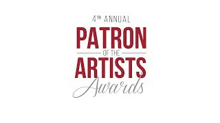 The SAG-AFTRA Foundation Presents: The 4th Annual Patron of the Artists Awards