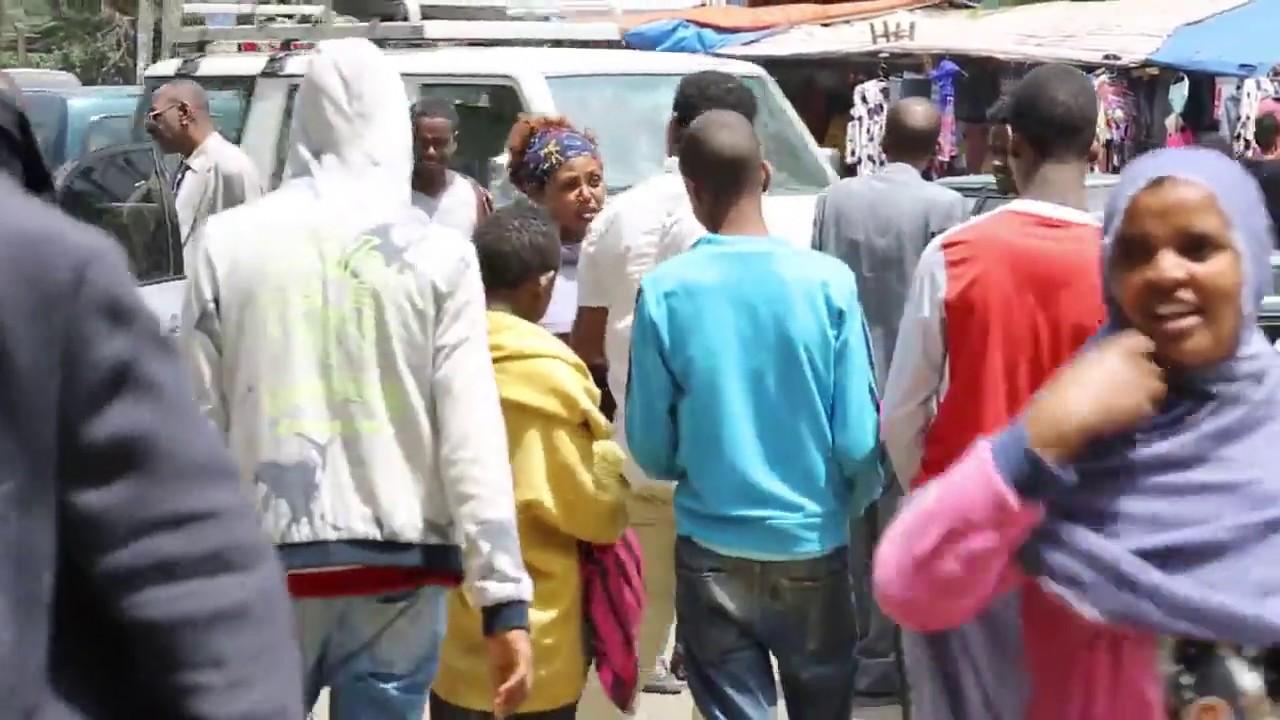 Ethiopia :Qin Leboch (ቅን ልቦች) Tv show Ep 19 Part 3