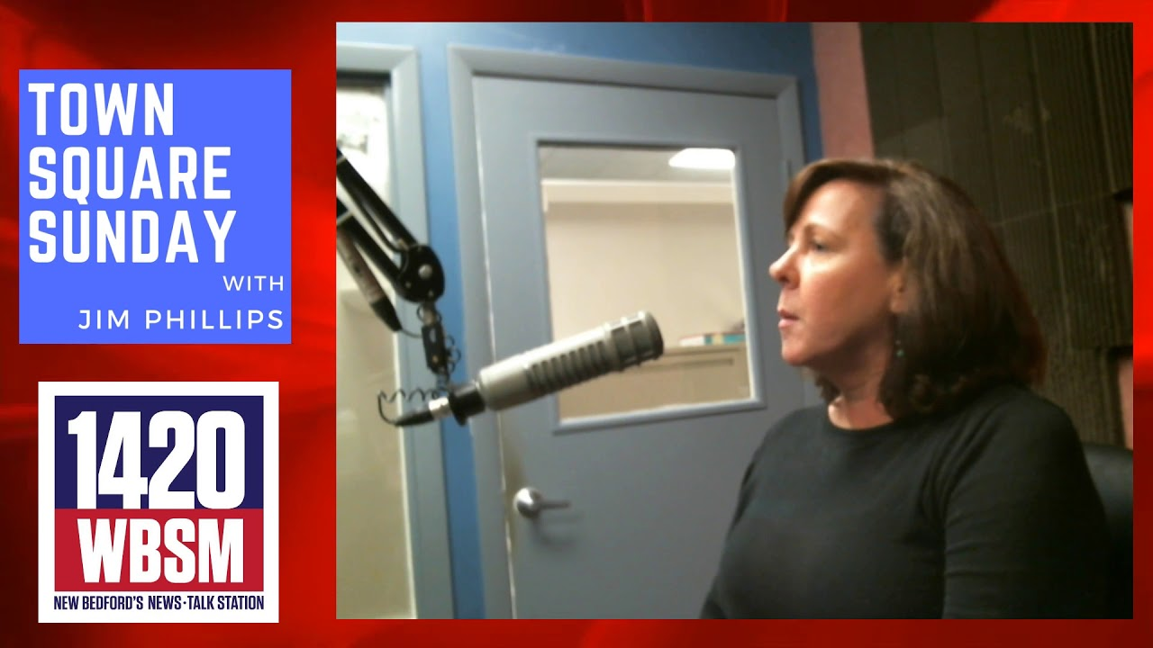 Amanda McMullen - New Bedford Whaling Museum [Townsquare Sunday]