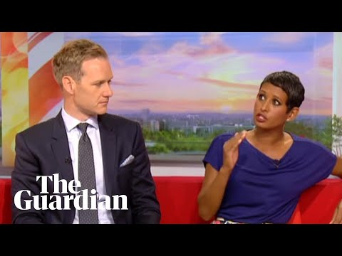 BBC racism row: Naga Munchetty complaint was also about co-host Dan Walker