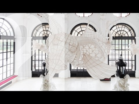 """Ai Weiwei's """"Creatures"""" at the Belvedere"""