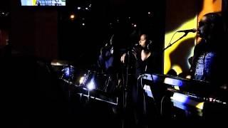 Uprizin Steel Drum Band Performing @ Kola Lounge Reggae Fridays