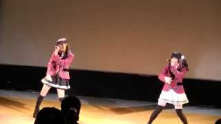 2014/12/21 飯塚セントラルホール sweet cat→自己紹介.