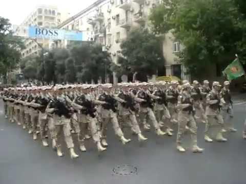 Azerbaijanis against military parade Azərbaycan Silahlı Qüvvələri paradın məşqi)2013