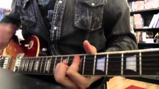 Lordi - Sir, Mr. Presideath, Sir! guitar cover