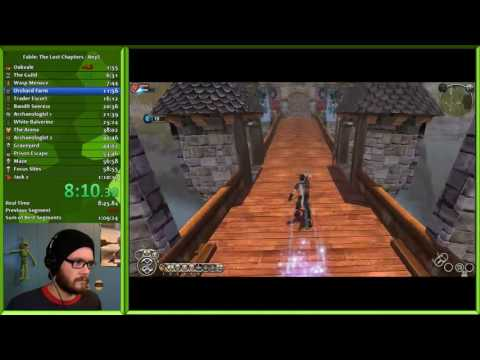 Fable: The Lost Chapters - Any% Speedrun WORLD RECORD 1:10:05 IGT / 1:19:51 RTA