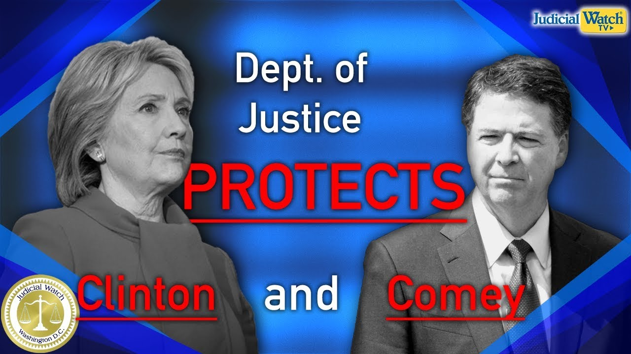 DOJ is PROTECTING Hillary Clinton Over Benghazi Cover Up | Tom Fitton