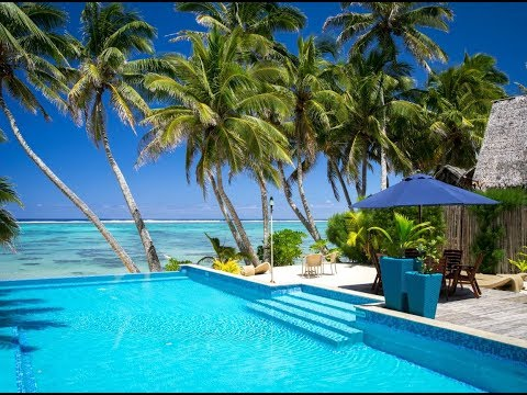 A Tropical Island Getaway with Little Polynesian Resort