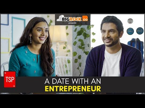 TSP's A Date With An Entrepreneur