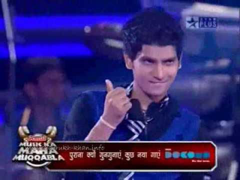 Shahrukh Khan,Music Ka Maha Muqqabla PART 2