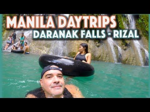 Daranak Falls Tanay Rizal Philippines Manila day trip