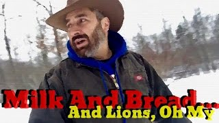 Milk And Bread...And Lions, Oh My! A Spilledburger Re-edit Special.