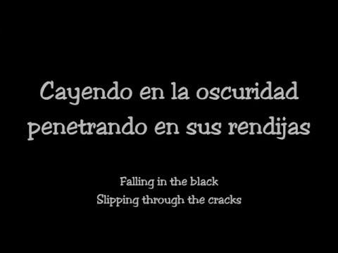 Falling inside the black  Skillet  Español