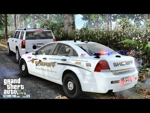 GTA 5 MODS LSPDFR 1063 - PALETO SLICKTOP CAPRICE PATROL!!! (GTA 5 REAL LIFE PC MOD)