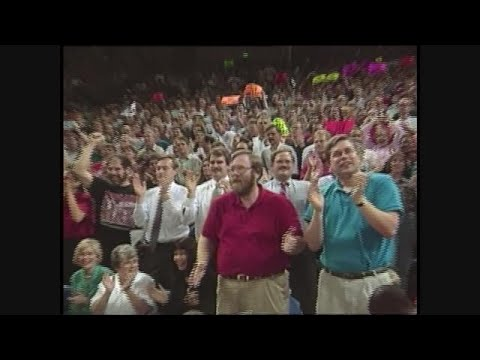 1995: It far exceeds my expectations  Paul Allen on the Rose Garden Part 1