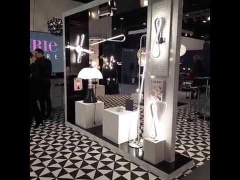 LAURIE LUMIÈRE _ Nouveautés présentées au Salon M&O - YouTube