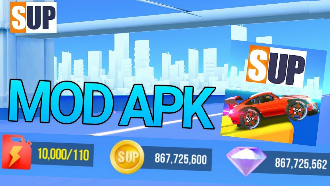 sup multiplayer racing mod apk