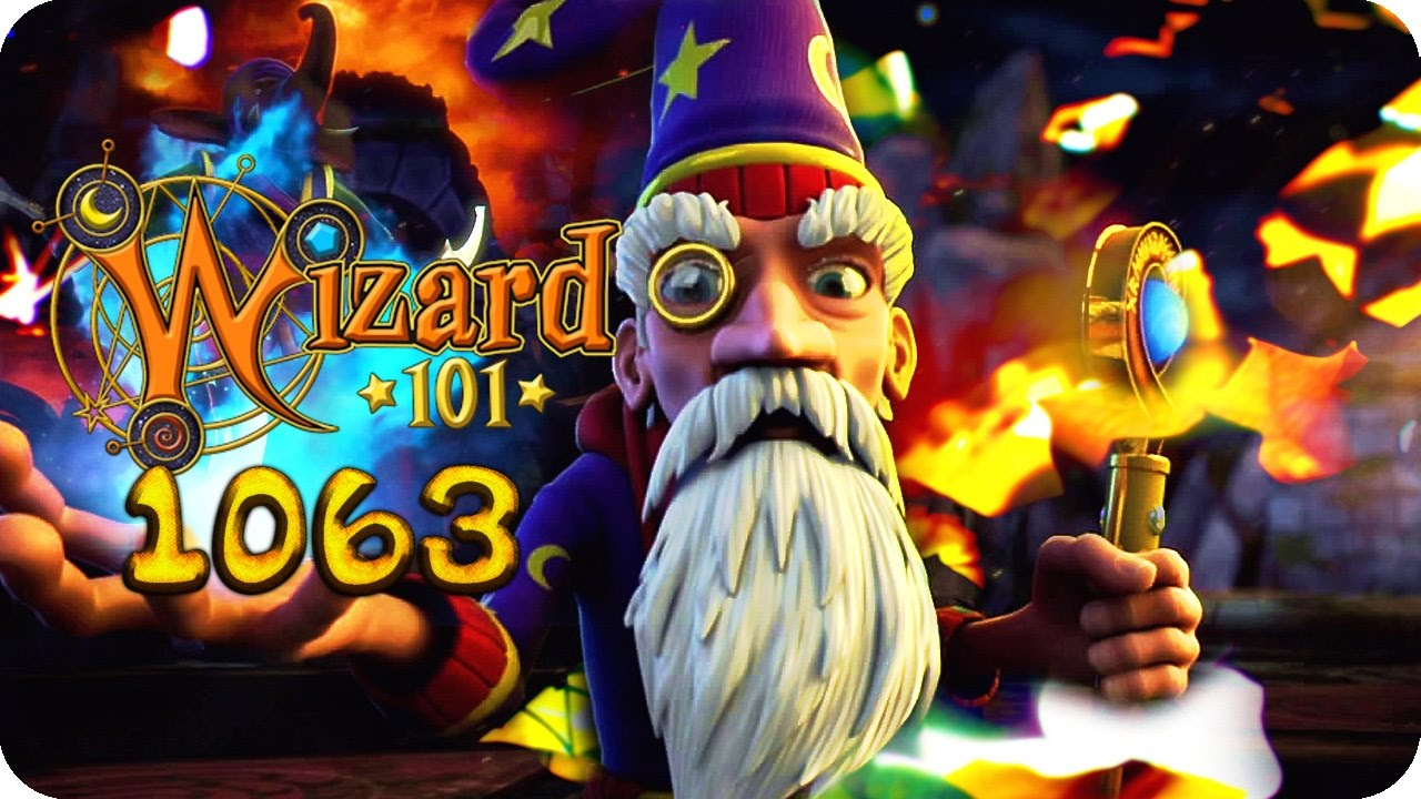 Merle Ambrose Im Stimmbruch Wizard101 1063 Let S Play Youtube