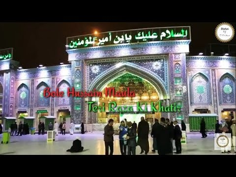new-moharram-special❤sayyad-ne-karbala-mein-waade-nibha-diye-hain-(ღ˘⌣˘)♥-beautiful-whatsapp-status