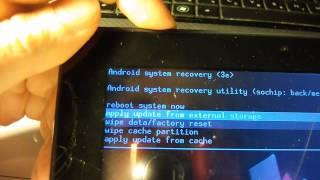 видео HUAWEI Honor 2 U9508 Снятие графического ключа - разблокировка HARD RESET