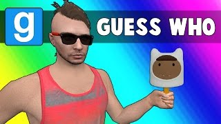 Download Gmod Guess Who Funny Moments + Monster Legends Vanoss Announcement! MP3 and video free