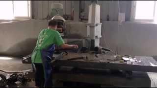 Полировка гранита(Компания КитайКамень предлагает контроль качества изделий на фабриках в Китае. Www.kitaikamen.ru - ваш надежный..., 2013-08-12T03:12:43.000Z)