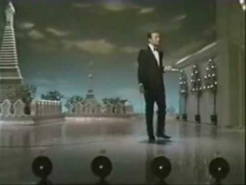 VIC DAMONE at Hollywood Palace 1966