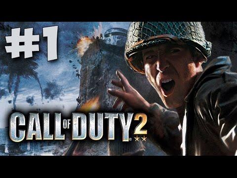 Call of Duty 2 - Старый добрый КоД! #1