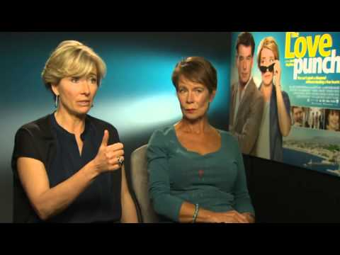 Emma Thompson interview  Justin Bieber needs to sort out his hair