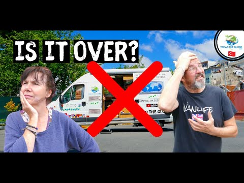 Is this the END of VAN LIFE? What should we do ???