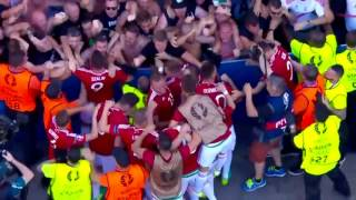 Hungary vs Portugal 3 3 All Goals Euro 2016 English Commentary HD   YouTube 2