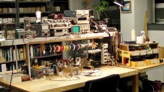 (#0139) Lab Tour #02 - Work Bench