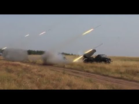 Target destroyed: Russian airborne forces take part in regular drills