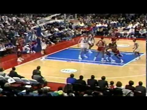 1989-90 Bulls vs. Sixers (2/7)
