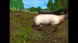 Hunting Unlimited 2009 Gameplay epizoda 1!
