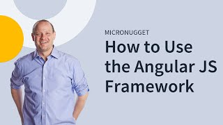 MicroNugget: What is AngularJS?