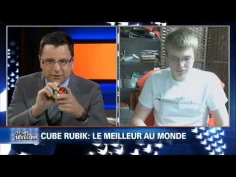 Antoine Cantin sur TVA Nouvelles, Émission Denis Lévesque, 15min (4/29/2014)