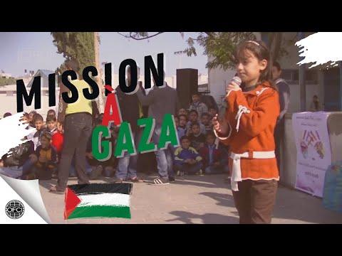 Mission à Gaza