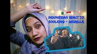 Soolking Guérilla #PlanèteRap INDONESIAN REACTION VIDEO