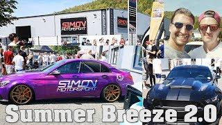 Simon Motorsport   Summer Breeze 2.0   83metoo   Ausfahrt mit der M-Gruppe  