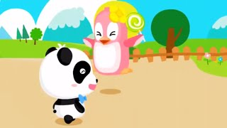 Baby Panda Care BabyBus Fun Video Games for Kids Toddlers and Babys